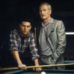 Tom Cruise & Paul Newman